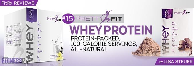 Supplement Review: PrettyFit Whey Protein
