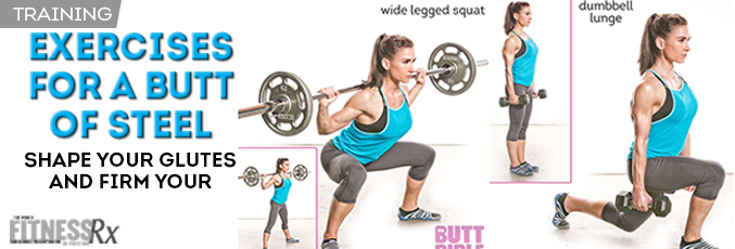 Exercises for a Butt of Steel