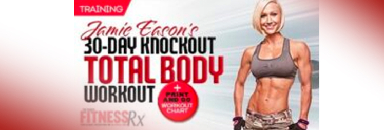 30-Day Total Body Workout! Tone Muscle and Burn Fat copy
