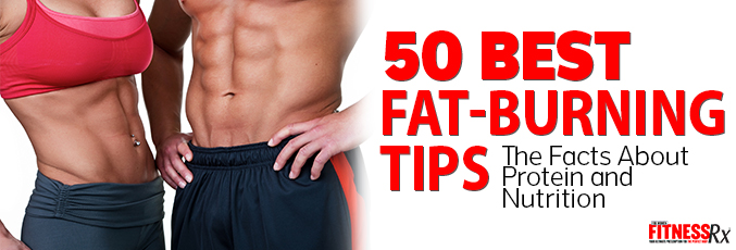 50 Best Fat-Burning Tips