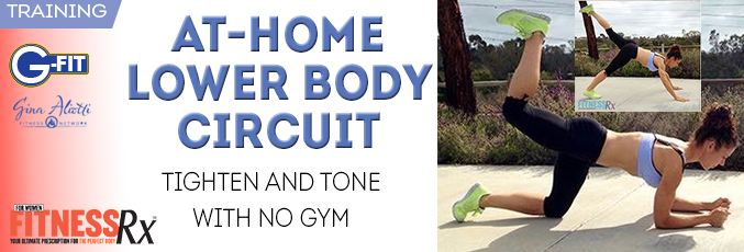 At-Home Lower Body Circuit