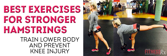 Best Exercises for Stronger Hamstrings