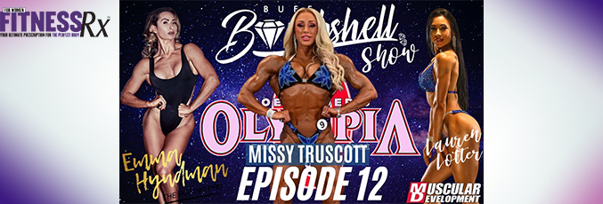 Buff Bombshell Show, Episode 12