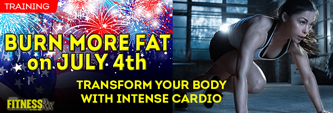 Burn More Fat on July 4th