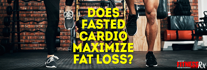 Does Fasted Cardio Maximize Fat Loss?