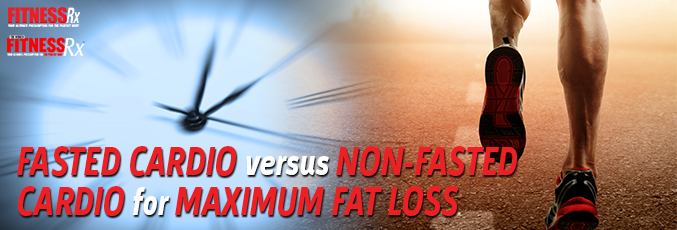 Fasted Cardio vs. Non-Fasted Cardio for Maximum Fat Losspsd
