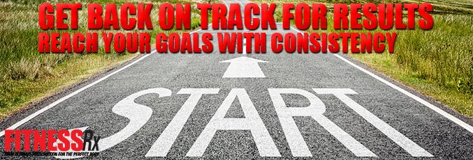 Get Back on Track for ResultsW