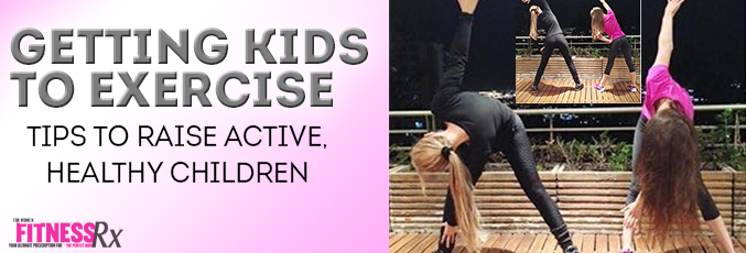Getting Kids to Exercise