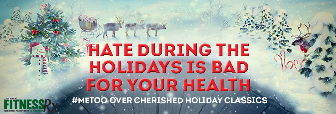Hate During the Holidays Is Bad for Your Health