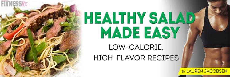 Healthy Salad Made Easy
