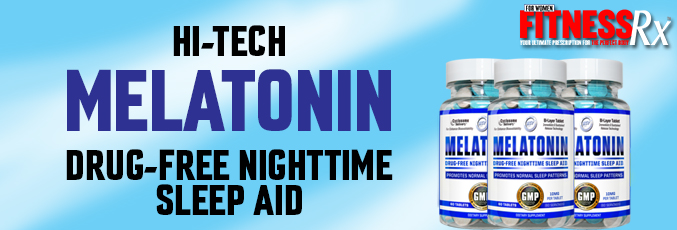 Hi-Tech Melatonin