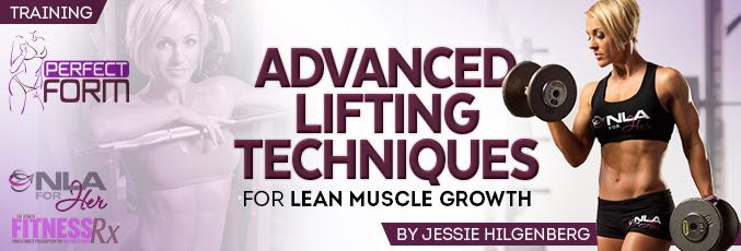 Advanced Lifting Techniques
