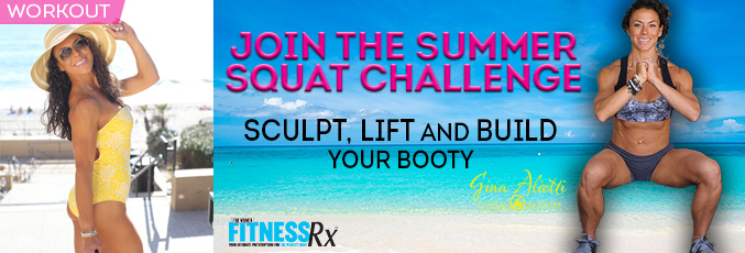 Join the Summer Squat Challenge