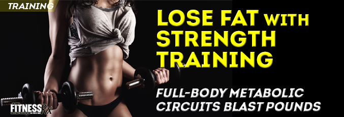 Lose Fat with Strength Training