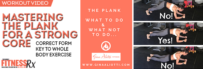 Mastering the Plank for a Strong Core