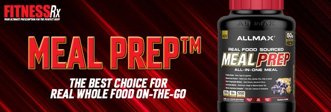 Meal Prep-Allmax