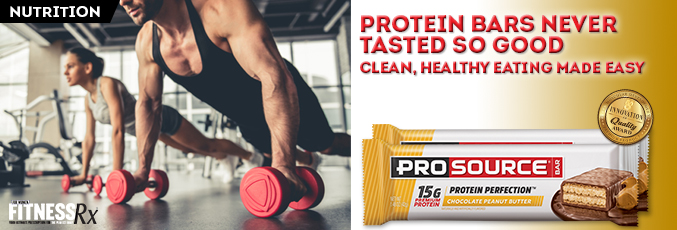 Protein Bars Emerge As a Viable Nutritional Option for Athletes