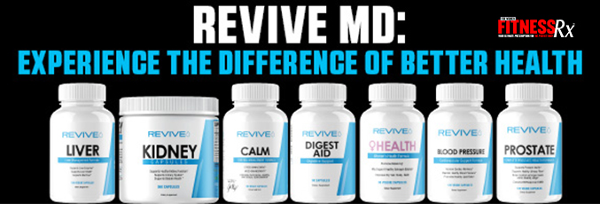 Revive MD: Experience the Difference of Better Health