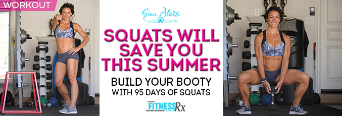 Squats will save you this summer