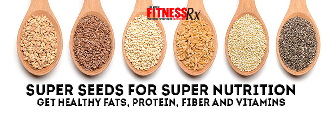 Super Seeds for Super Nutrition