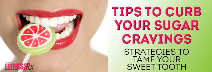 Tips to Cure your sugar cravings