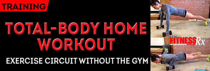 Total-Body Home Workout