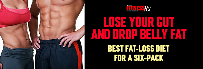 W-Lose Your Gut and Drop Belly Fat