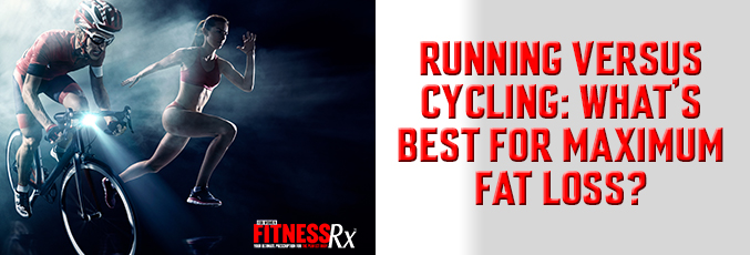 Running Versus Cycling: What's Best for Maximum Fat Loss?