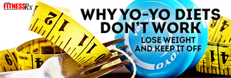 Why YoYo DIets Don't work