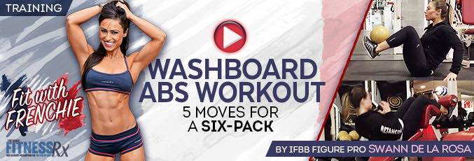 Washboard Abs Workout