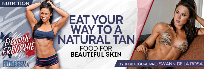 Eat Your Way To A Natural Tan