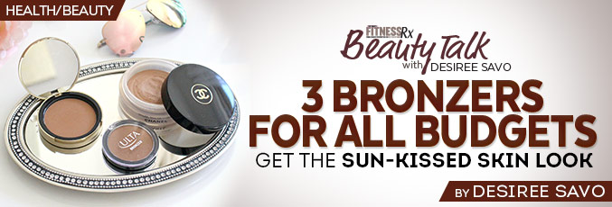 3 Bronzers for All Budgets