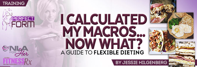 I Calculated My Macros… Now What?