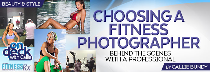 Choosing A Fitness Photographer