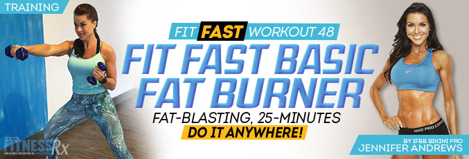 Fit Fast Basic Fat Burner