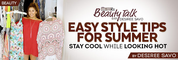 Easy Style Tips For Summer