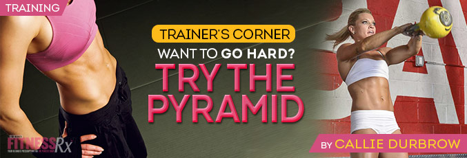 The PYRAMID Workout
