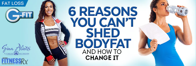 6 Reasons You Can't Shed Belly Fat