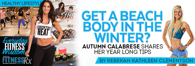 Get A Beach Body In The Winter?