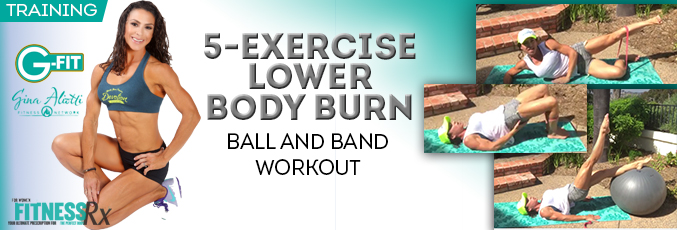 5-Exercise Lower Body Burn