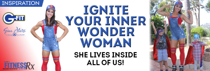 Ignite Your Inner Wonder Woman