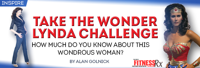 Take The Wonder Lynda Challenge
