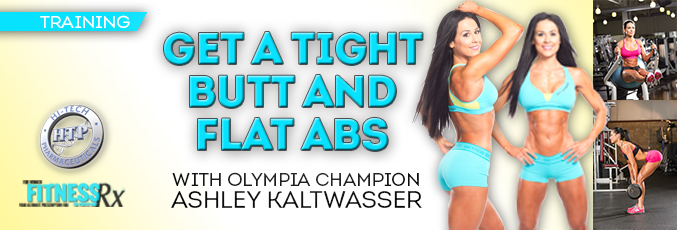 Get a Tight Butt and Flat Abs