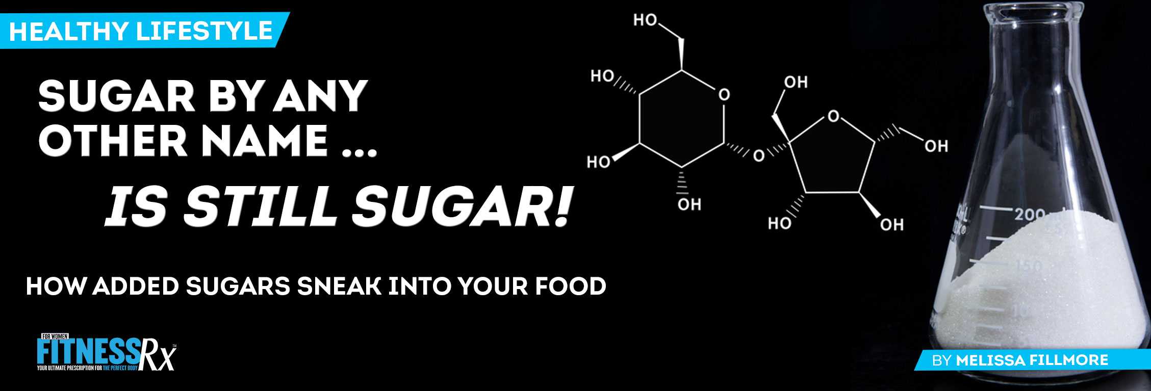 Sugar By Any Other Name … Is Still Sugar!