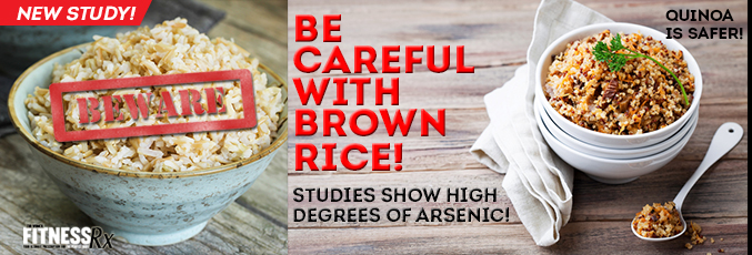 Be Careful With Brown Rice