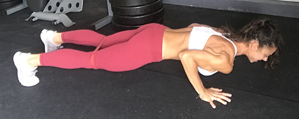 Wide Stance Push-Ups