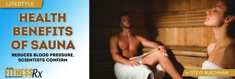 Health Benefits of Sauna