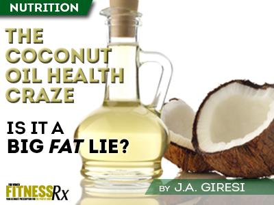 The Coconut Oil Health Craze: Is It a Big Fat Lie?