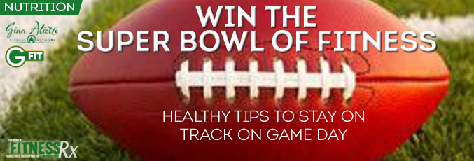Win the Super Bowl of Fitness