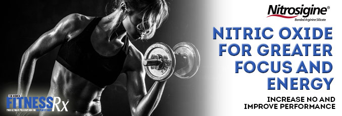 Nitric Oxide for Greater Focus and Energy